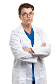 angry-female-doctor